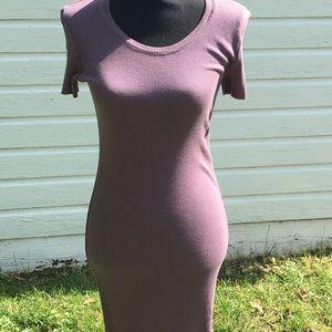 NWOT COTTON CITIZEN lavender dress